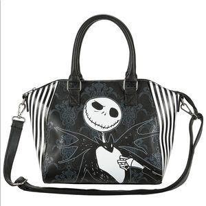 Loungefly TNBC Jack Skellington Crossbody Bag